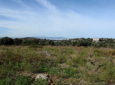 Stavros-Akrotiri Plot For Sale