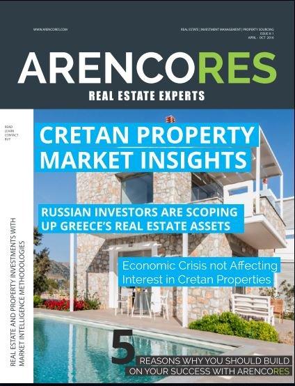 ARENCORES Magazine (April - October 2016)
