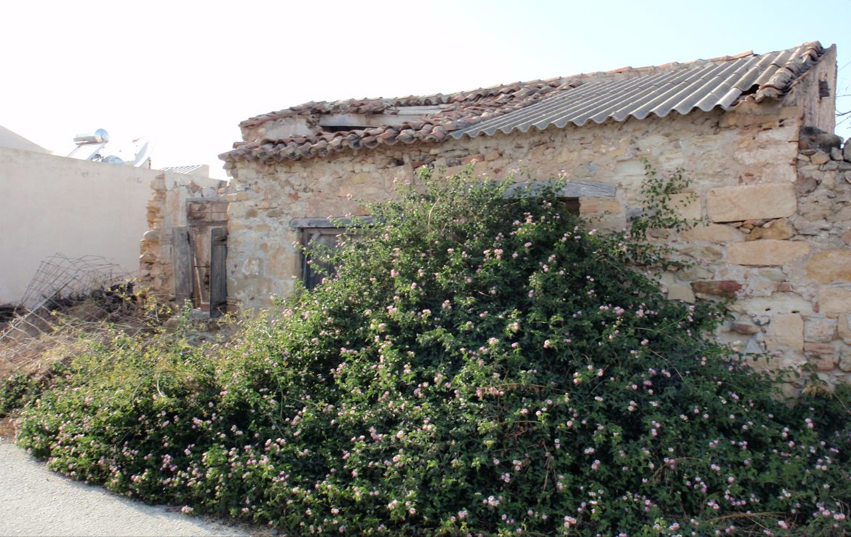 Pontikiana-Kolymbari Old Stone House