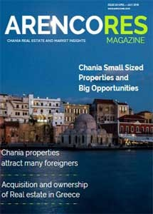 Chania Real Estate - ARENCORES Magazine