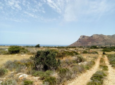 Chorafakia plot for sale in Akrotiri, Chania by ARENCORES.