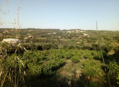 Polemarchi plot for sale near Voukolies, Platanias