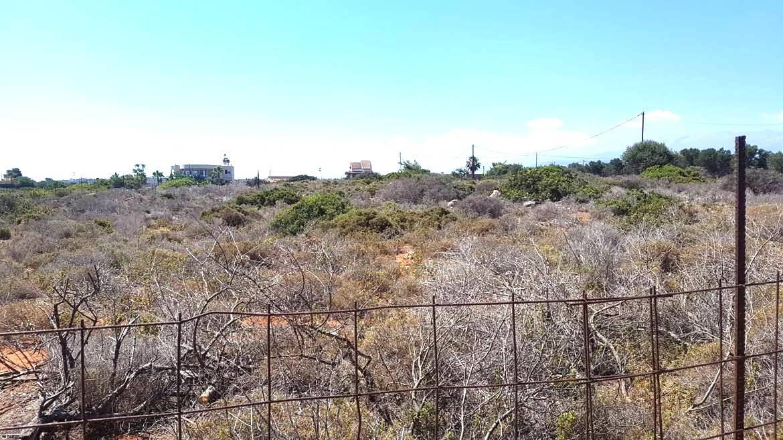 Stavros plot for sale, Akrotiri, Chania