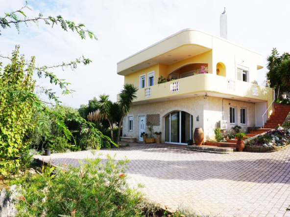 Vamos Villa for sale by Chania Real estate experts