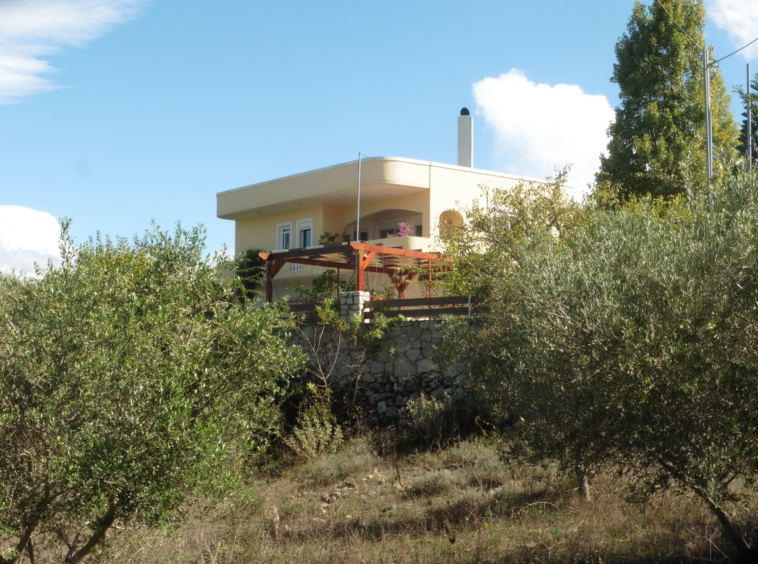 Vamos Two Floor Villa For Sale Apokoronas, Chania Real Estate Experts