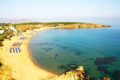 Chrisi Akti Plot for sale - Chania properties for Sale