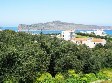 Agia Marina Plot for sale
