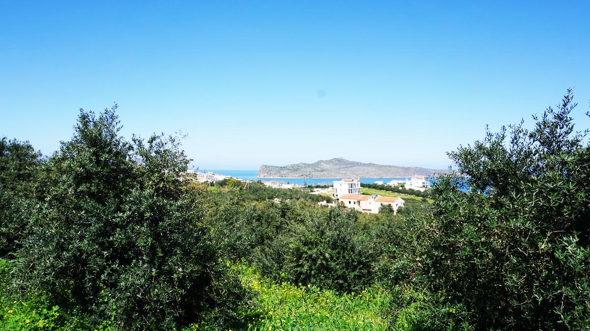 Agia Marina Plot for sale