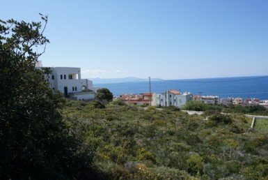 Koumbelis Plot for Sale near Chania, Crete