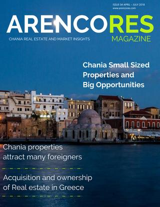 Chania Real Estate Magazine Issue Number 4