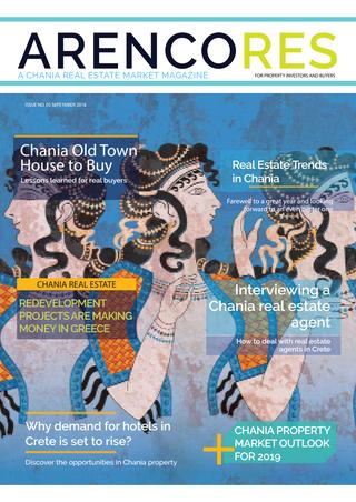 Chania Real Estate Magazine Issue Number 5