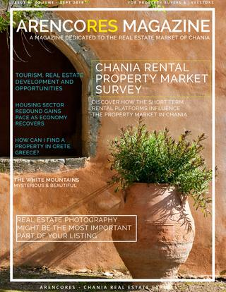 Chania Real Estate Magazine Issue Number 7