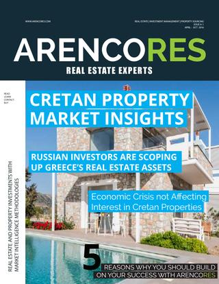 Chania Real Estate Magazine Issue Number 1