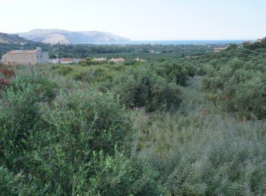 Kournas Lake Plot for sale near Georgioupolis, Chania