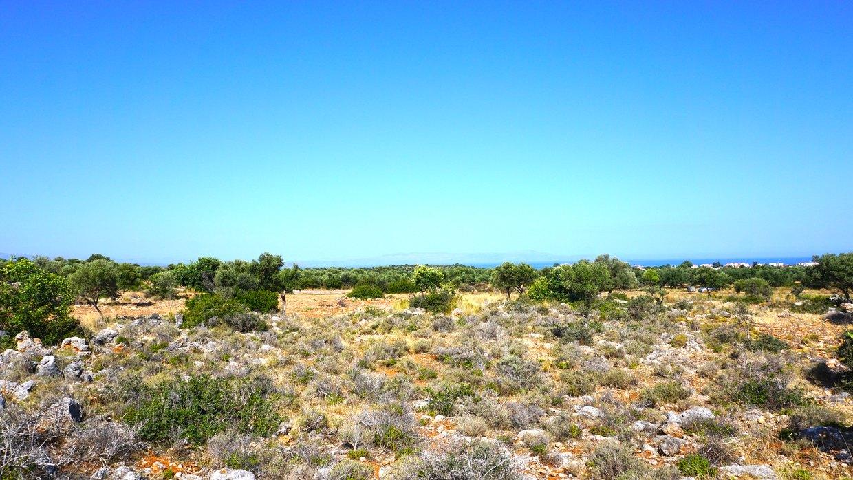 Chorafakia Building Plot for Sale = Properties in Akrotiri, Chania
