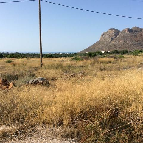 Chorafakia Plot for sale, Akrotiri