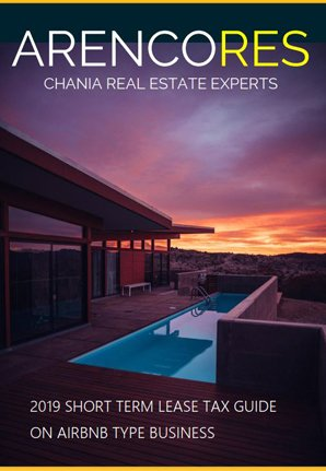 Chania Property Market - Short Term Rentals 2020