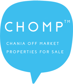 Chania off-market properties for sale by real estate experts