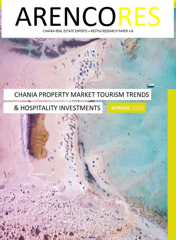 Chania Property Market Tourism Trends for Hotels & Commercial Investments