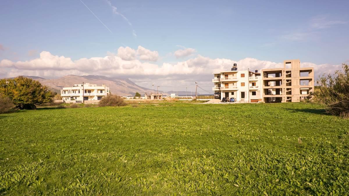 Plot for Sale in Kasteli, Kissamos