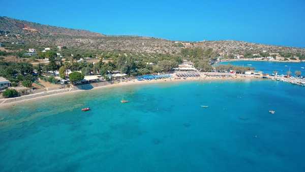 Marathi Beach - Chania Property Guide by ARENCORES Real Estate Agency