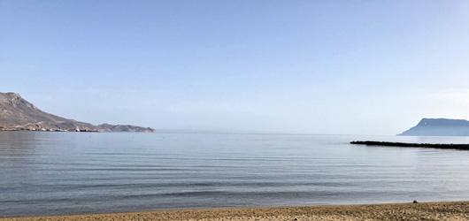Mavros Molos Beach, Kissamos, Chania