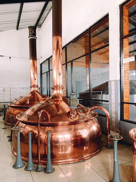 Cretan Brewery - Platanias Property Guide