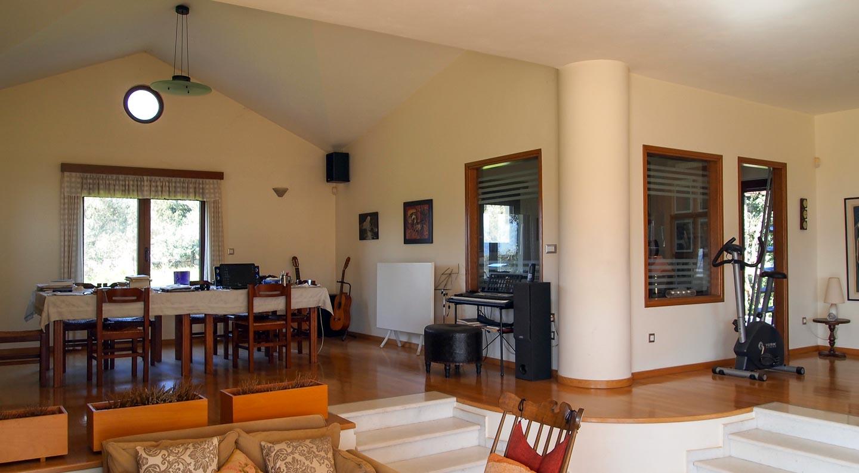 Chania Luxury Villa for sale in Akrotiri area, Pithari