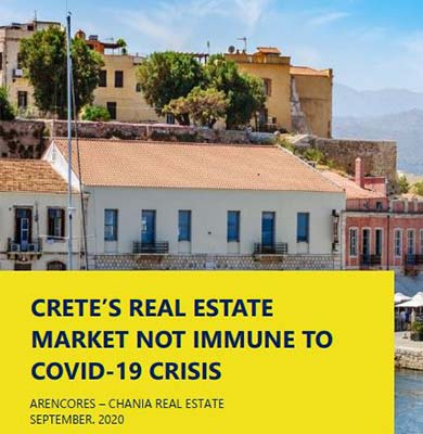 The impacts of the Covid-19 to the real estate market of Crete, Greece.