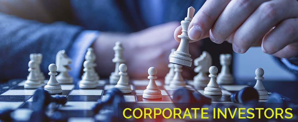 Corporate Venture Capital Investors in Chania, Crete, Greece