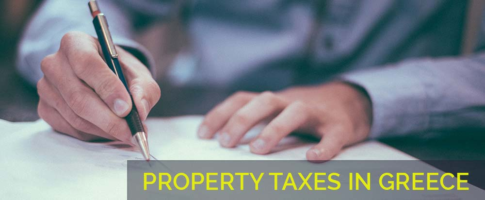 Greece Property Tax Highlights by Chania Real Estate Experts