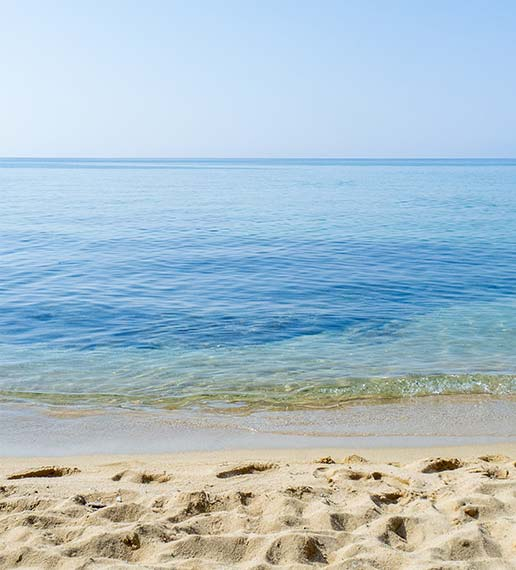 Loutraki Beach - Living in Chania Property Guide by ARENCORES Real Estate Agents