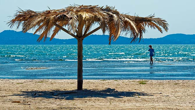 Marathi Beach - Living in Chania Property Guide