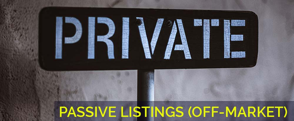 Passive Listing: Sell your property in Chania Privately.