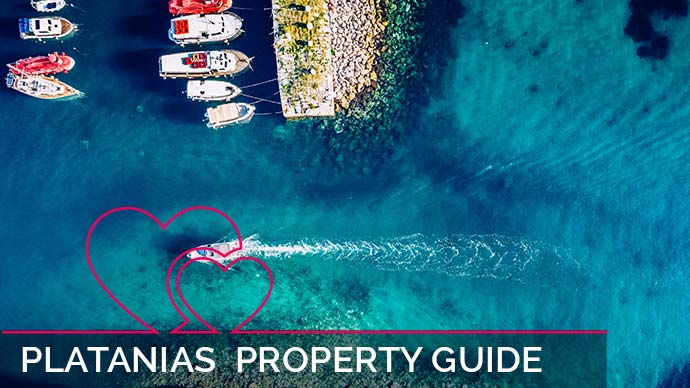 Platanias Property Guide by ARENCORES