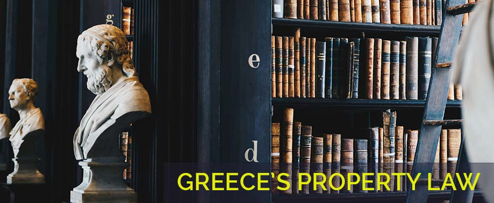Greece property law and land permits