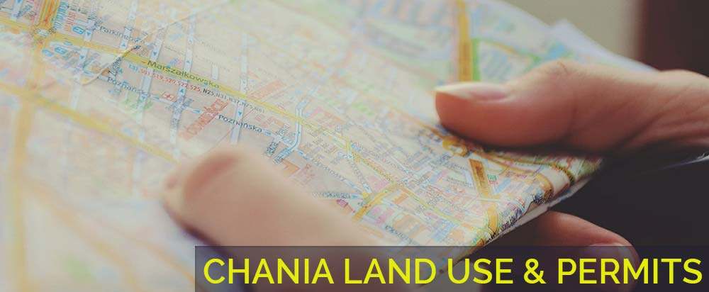 Spatial Planning Permits & Environmental Permits in Chania