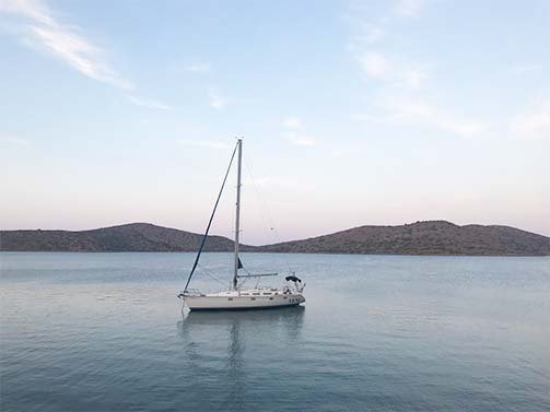 Stavros Beach - Living in Chania Property Guide