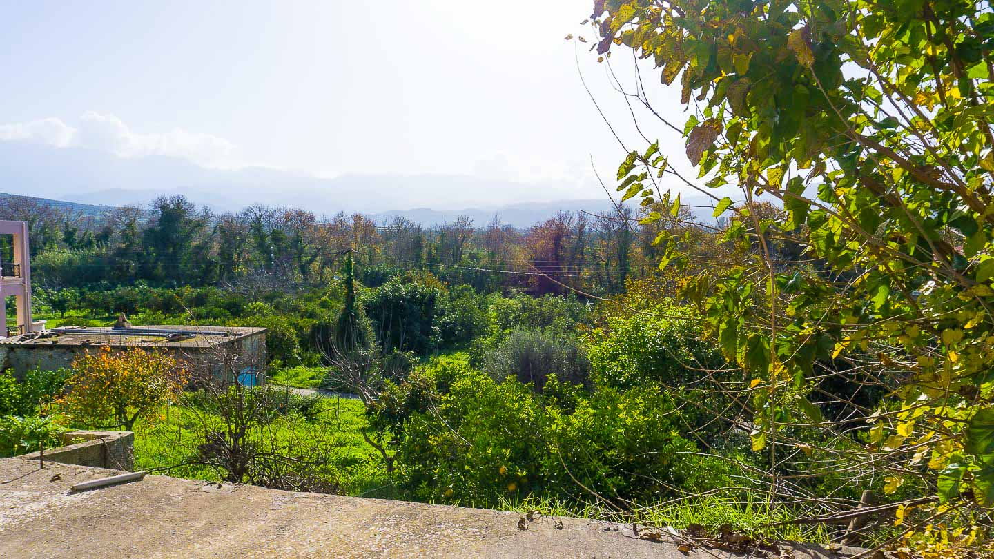 Plot for Sale Close to Agia Lake - Countryside Views