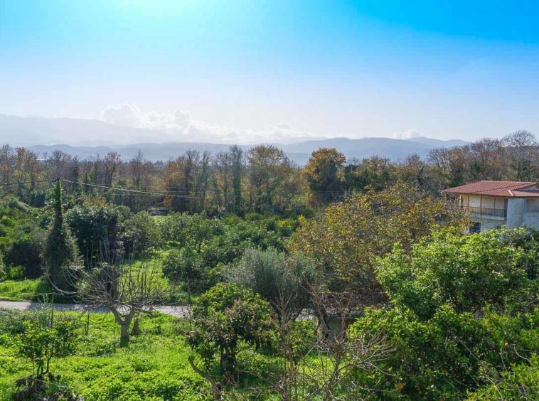Plot for Sale Close to Agia Lake - White Mountain Views