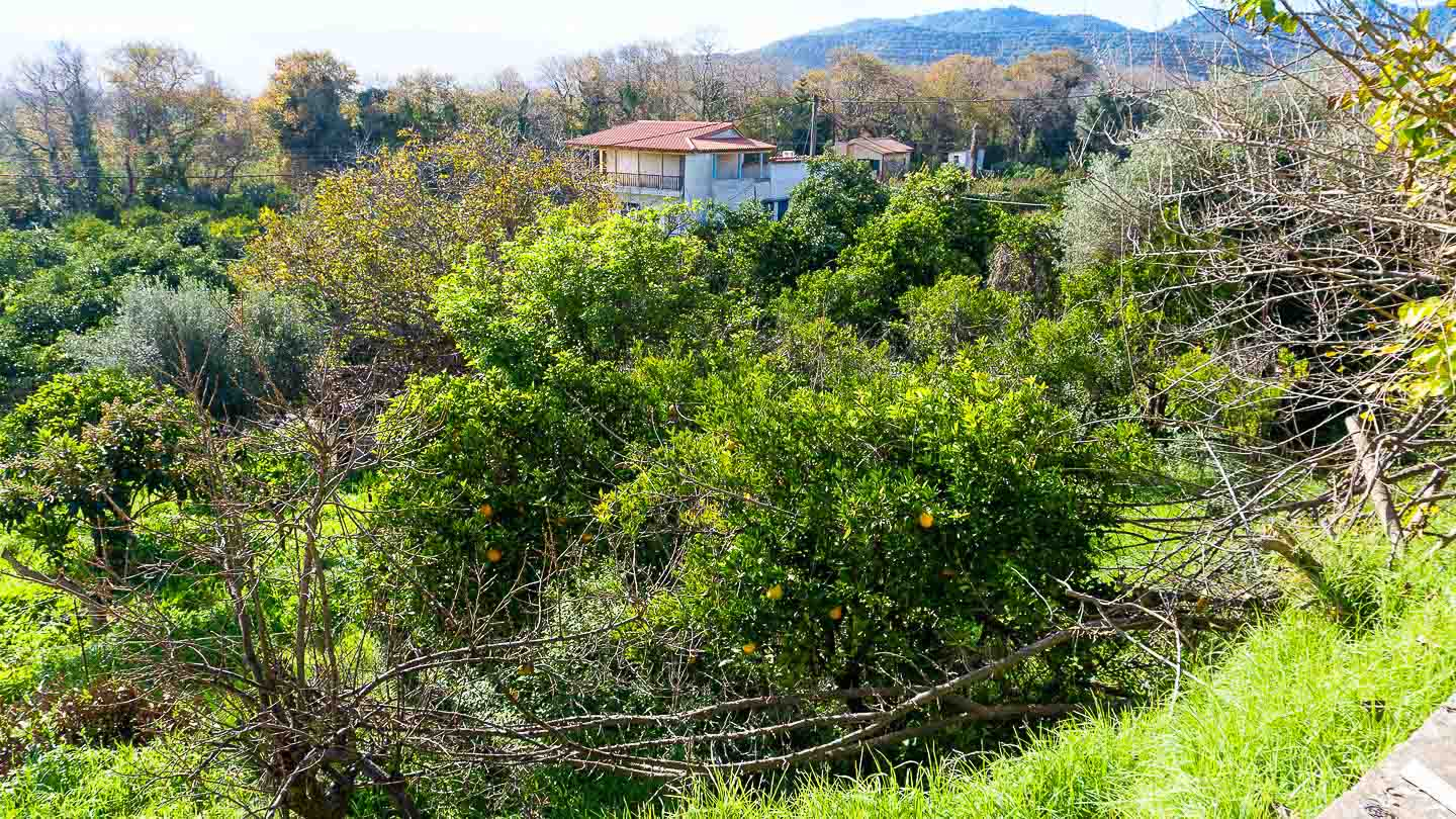 Plot for Sale Close to Agia Lake - Neighborhood Views. A property for sale by ARENCORES, Chania Real Estate Experts