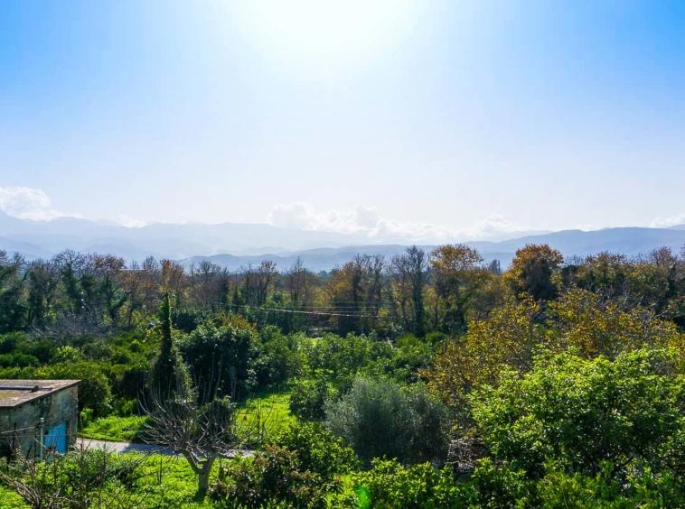 Plot for Sale Close to Agia Lake - White Mountain and Kirtomados